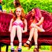 Cheryl and Toni - riverdale-2017-tv-series icon