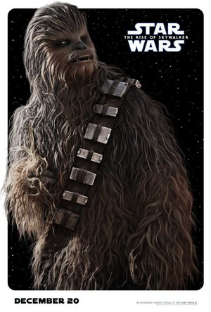 TROS character posters (Chewbacca)