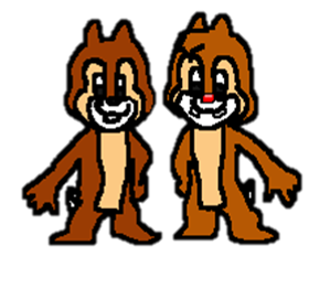 Chip and Dale. (2019)