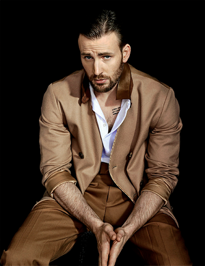 Chris Evans photographed দ্বারা ট্রাঙ্ক xu for modern weekly (October 2015)