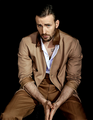 Chris Evans photographed by trunk xu for modern weekly (October 2015) - chris-evans photo