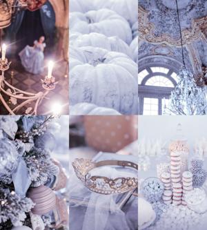 Christmas Aesthetic - Cendrillon