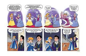 Cinderella - Snow Spell