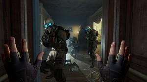 Civil Protection (Half Life: Alyx)