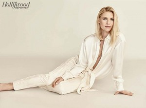 Claire Danes - The Hollywood Reporter - January 2020 Issue