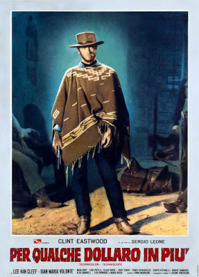Clint Eastwood - For A Few Dollars আরো - movie poster
