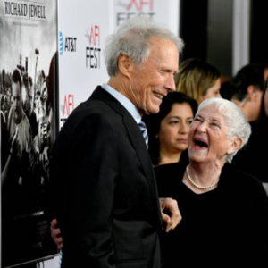 "Clint Eastwood and Bobi Jewell at the premiere of ""Richard Jewell"" at AFI FEST November 20, 2019"