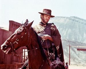 Clint in For a Few Dollars madami (1965)