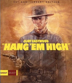 Cover for Shout Factory's 50th Anniversary Edition of Hang 'Em High 1968