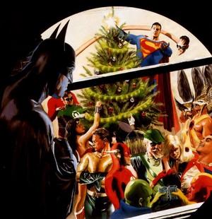 DC Рождество
