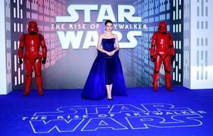 margherita Ridley - stella, star Wars: The Rise of Skywalker European Premiere -December 18, 2019