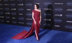ফ্ুলপাছ Ridley - premiere of তারকা Wars: The Rise Of Skywalker - December 16, 2019