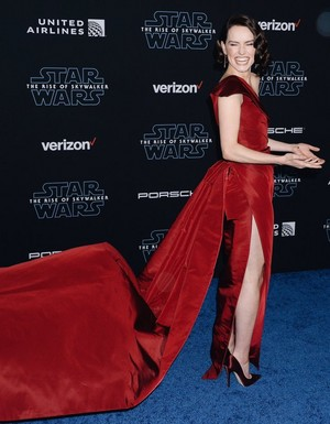 margherita Ridley - premiere of stella, star Wars: The Rise Of Skywalker - December 16, 2019