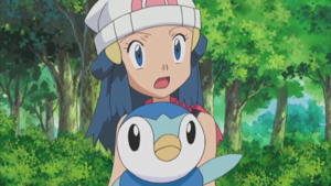 Dawn & Piplup