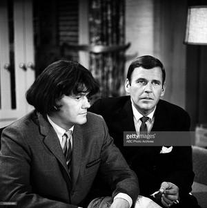 Dick York and Paul Lynde