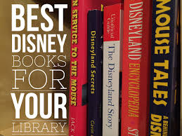 Disney Books For Home Library