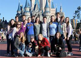 Disney Theme Family Reunion