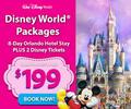Disney Vacation Promo Ad - disney photo