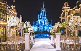 Disney World As A Wedding Venue