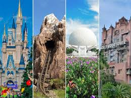 Disney World Parks