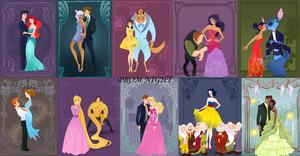迪士尼 girls and 迪士尼 guys