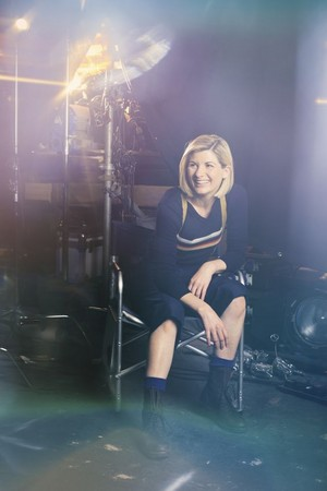 Doctor Who/Jodie Whittaker 防弹少年团