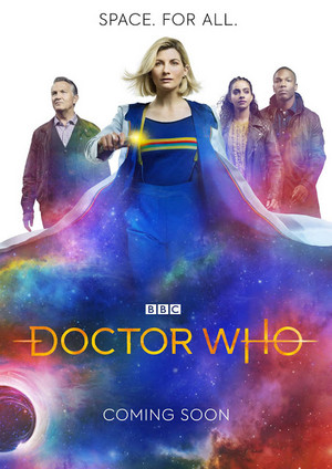 Doctor Who - Series 12 - Promo Poster