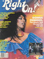 Donna Summer On The Cover Of Right On! - cherl12345-tamara photo