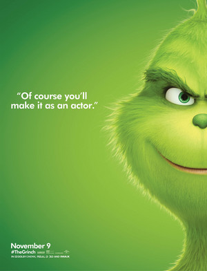 Dr. Seuss' The Grinch (2018) Poster