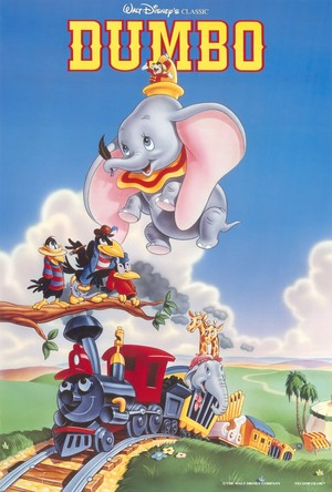 Dumbo (1941) Poster