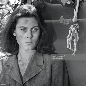 Elizabeth Montgomery -- The Twilight Zone -- 1961