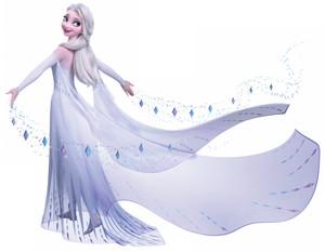 Elsa backside pose
