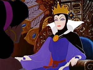 Esmeralda x Evil Queen