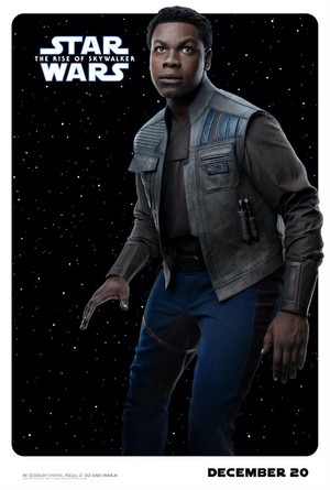 TROS character posters (Finn)