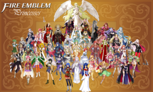 Fire Emblem Princesses