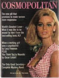 First Issue Of Cosmopolitan 1965