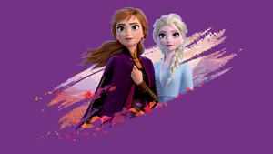 Frozen 2 achtergrond