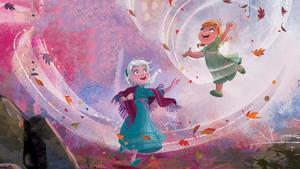 Frozen 2 Hintergrund