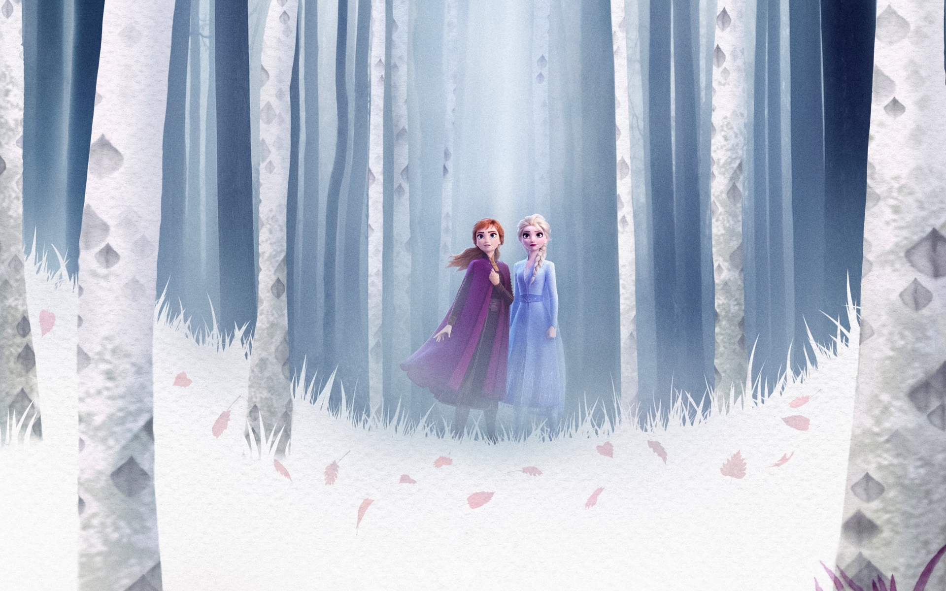 Frozen 2 Wallpaper