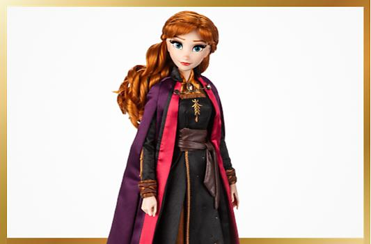 Frozen II - LE Anna