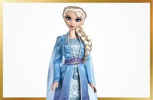 Frozen II - LE Elsa