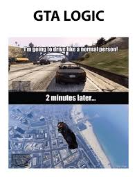 GTA Logic Meme