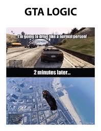 GTA Logic Meme