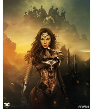 Gal Gadot - Wonder Woman 1984