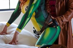 GambitXRogue cosplay