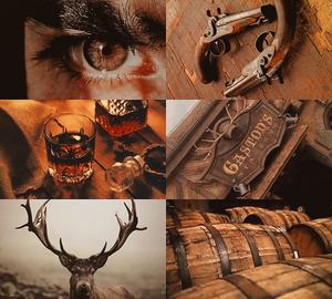 Gaston aesthetic