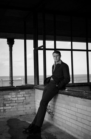 George MacKay - Esquire Singapore Photoshoot - 2019