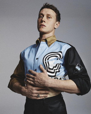 George MacKay - GQ Australia Photoshoot - 2019