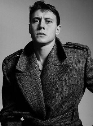 George MacKay - Glass Man Photoshoot - 2019