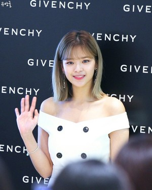 Givenchy Beauty Store Opening Event